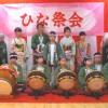 給田小学校の生徒さん達による子供囃子が披露されました。皆様のお顔にも自然と笑顔が溢れます。