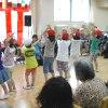 烏山北保育園の園児の皆さんも駆けつけてくれ笑顔の溢れる運動会になりました。